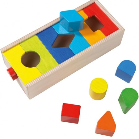 Haba Sorting Box Plug and Explore