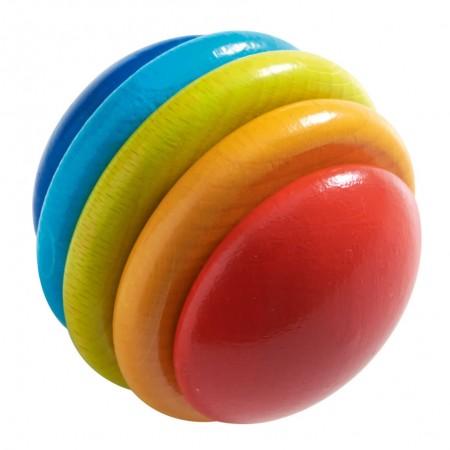 Haba Stacking Rainbow Ball