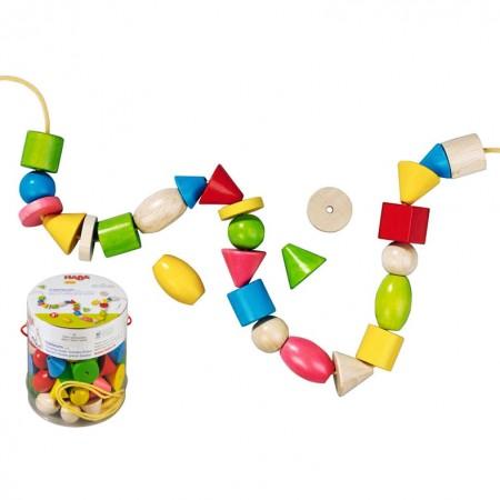 Haba Threading Beads