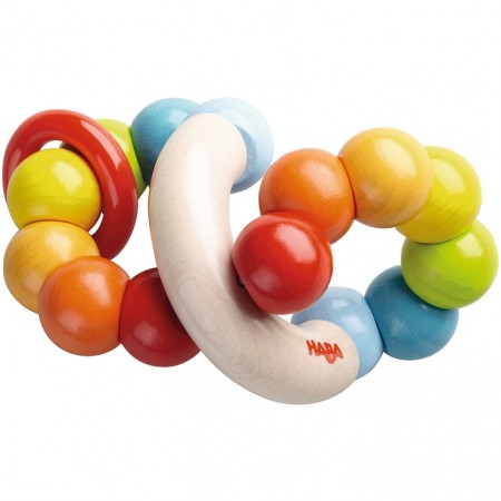Haba Colour Whorl Clutching Toy