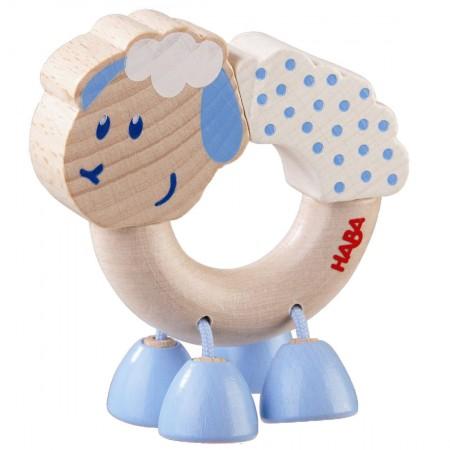 Haba Little Sheep Teething Toy