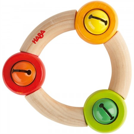 Haba Ringela Teething & Clutching Toy