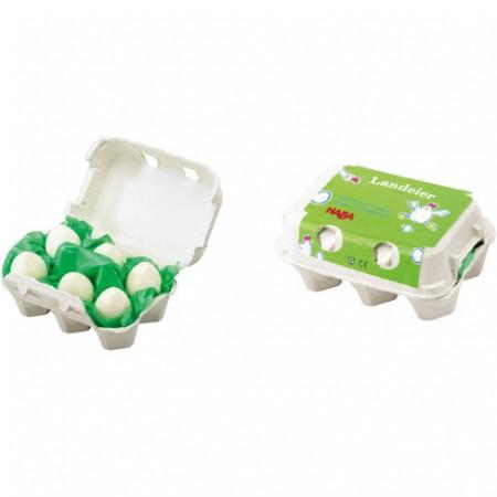 Haba Half Dozen Eggs