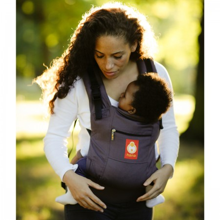 Hana Organic Cotton Baby Carrier