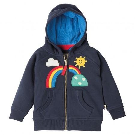 Frugi Rainbow Hayle Hoody