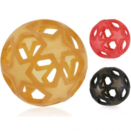 Hevea Rubber Star Ball