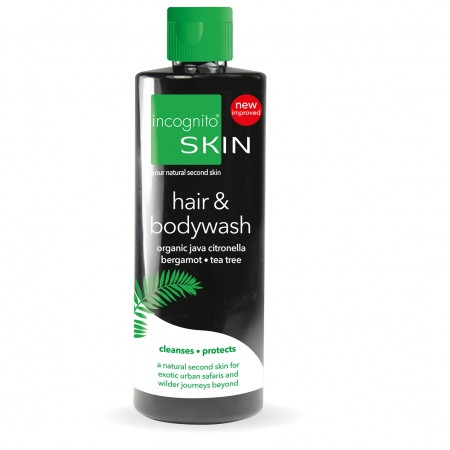 Incognito Insect Repellent Hair and Bodywash 200ml