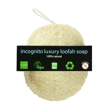 Incognito Luxury Loofah Soap 50g