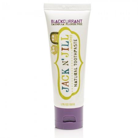 Jack N' Jill Blackcurrant Toothpaste 50g