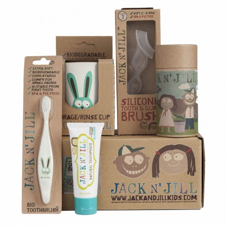 Jack N' Jill Bunny Gift Kit