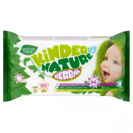 Jackson Reece Herbal Baby Wipes