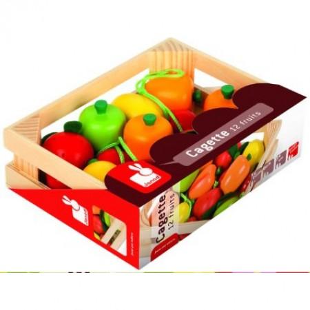 Janod 12 Fruits