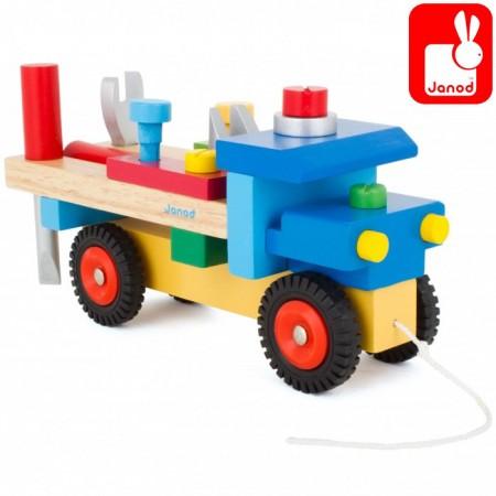 Janod DIY Truck