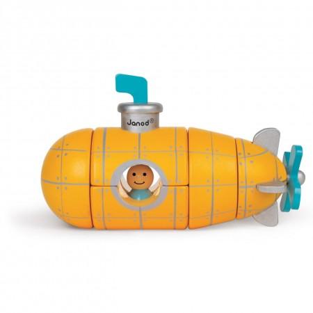 Janod Magnetic Submarine