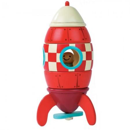 Janod Giant Magnetic Rocket (31cm)