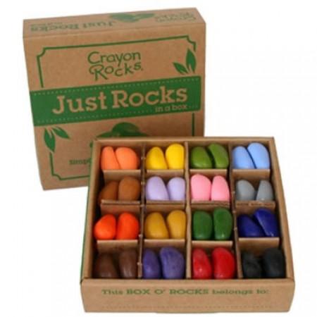 Crayon Rocks Just Rocks in a Box