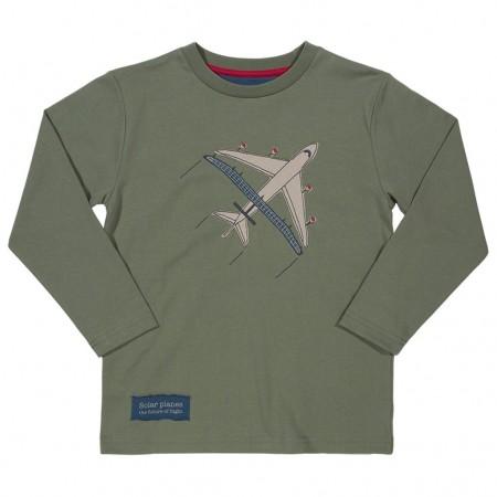 Kite Solar Plane T-Shirt
