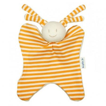 Keptin Jr Small Girly Comforter - Orange