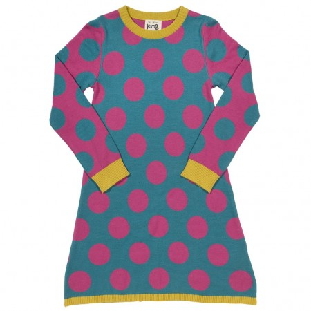 Kite Big Spot Dress