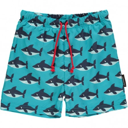 Maxomorra Sharks Swim Trunks