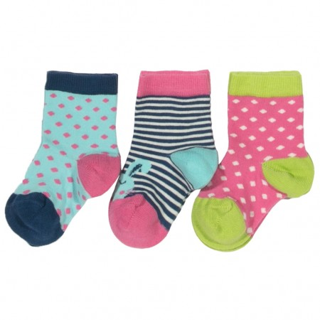 Kite Diamond Socks - 3 Pack