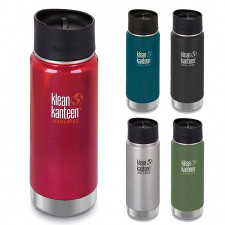 Klean Kanteen 16oz Wide Vacuum Insulated Cafe