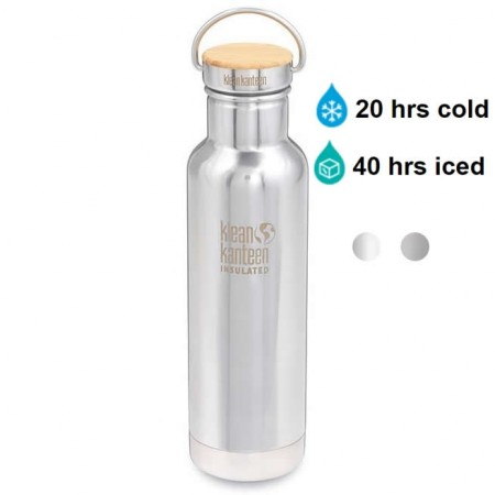 Klean Kanteen 20oz Insulated Reflect 2018