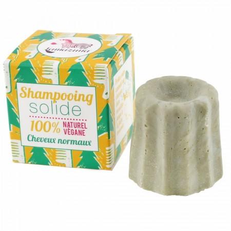 Lamazuna Solid Shampoo Normal Hair - Scots Pine