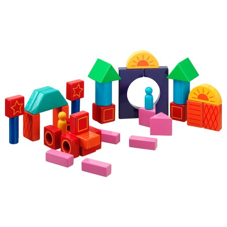 Lanka Kade Colourful Building Blocks