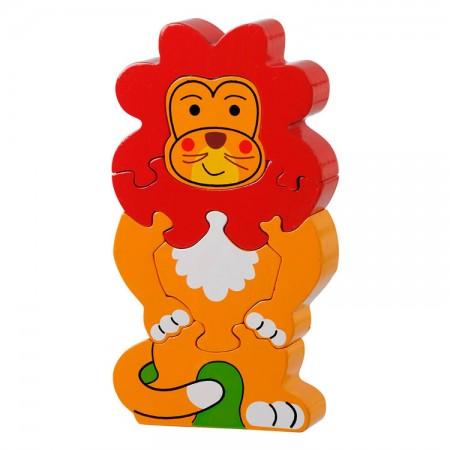 Lanka Kade Lion Jigsaw