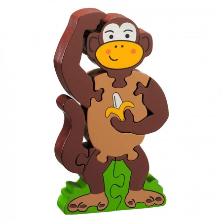 Lanka Kade Monkey Jigsaw