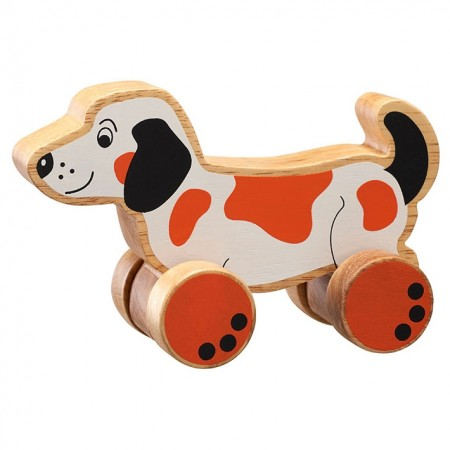 Lanka Kade Push Along Dog