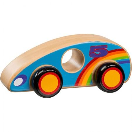 Lanka Kade Rainbow Car