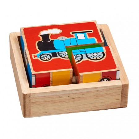 Lanka Kade Transporter Block Puzzle