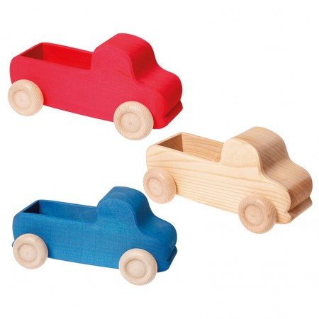 Grimm's Large Wooden Trucks