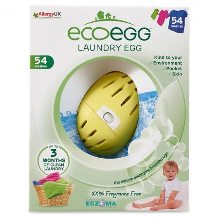 Eco Egg Laundry Egg 54 Washes