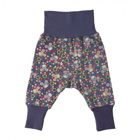Frugi Mouse Ditsy Parsnip Pants