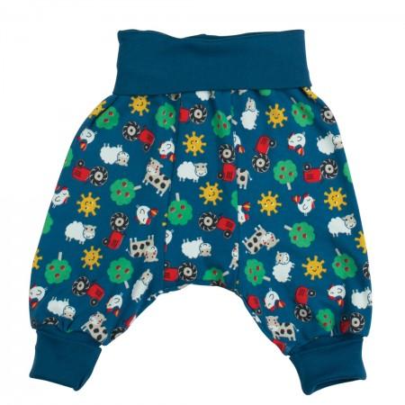 Frugi Sunny Farm Parsnip Pants
