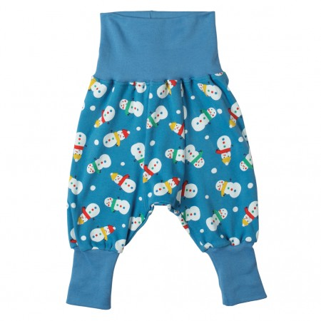 Frugi Snowman Parsnip Pants