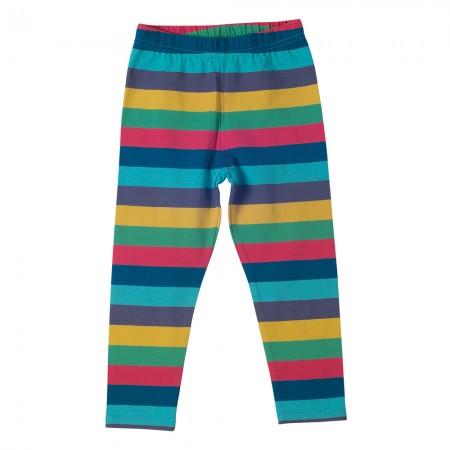 Frugi Winter Rainbow Libby Leggings