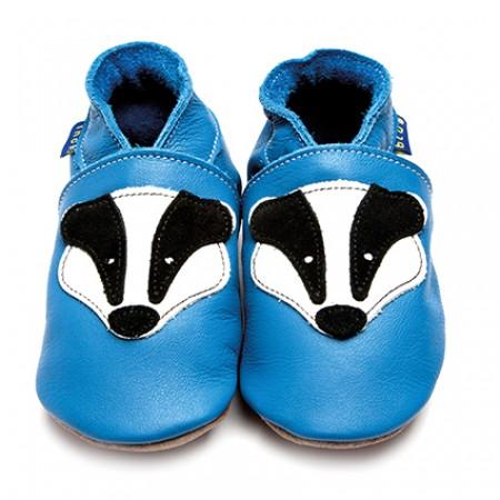 Inch Blue Badger Blue Shoes