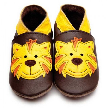 Inch Blue Tommy Tiger Chocolate Shoes