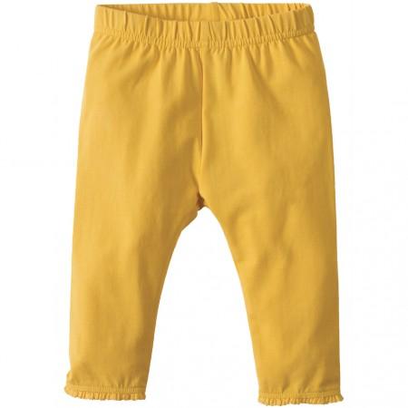 Frugi Yellow Libby Leggings