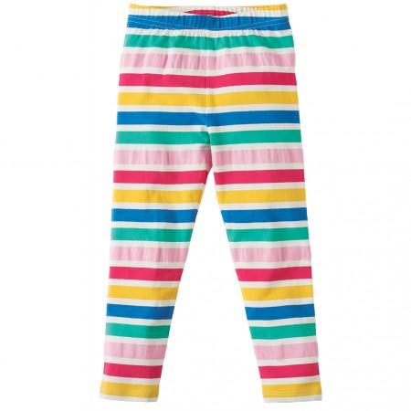 Frugi Multi Stripe Libby Leggings