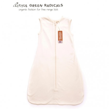 LGR Natural Baby 1 Tog Sleeping Bag