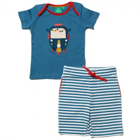 LGR Time To Tuk Tuk Applique T-shirt & Shorts