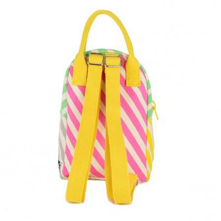 Fluf Lil B Candy Stripe Bag