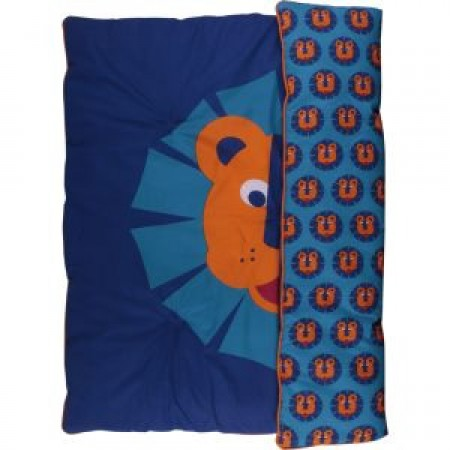 Fred's World Marine Blue Lion Blanket