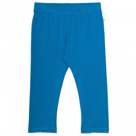 Frugi Ink Blue Little Libby Leggings
