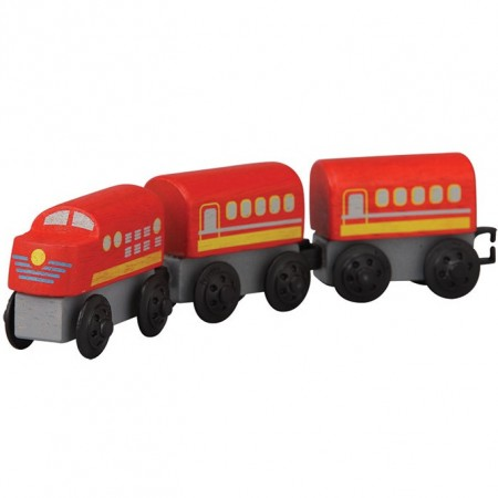 Plan Toys Local Train PlanWorld